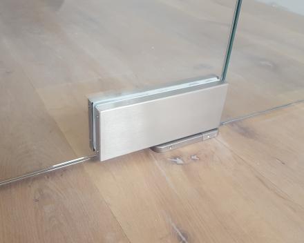 Glazen deuren - wanden